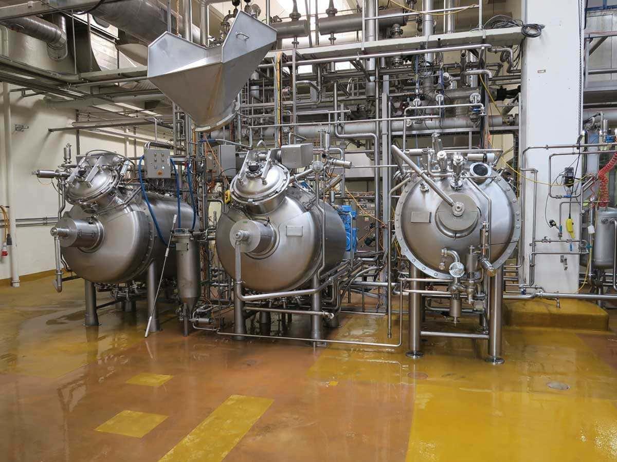 Anlagenbau | Brand Anlagenbau AG