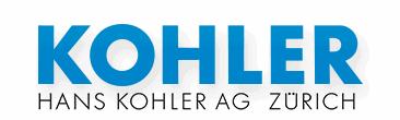 Referenzen Kohler Logo | Brand Anlagenbau AG