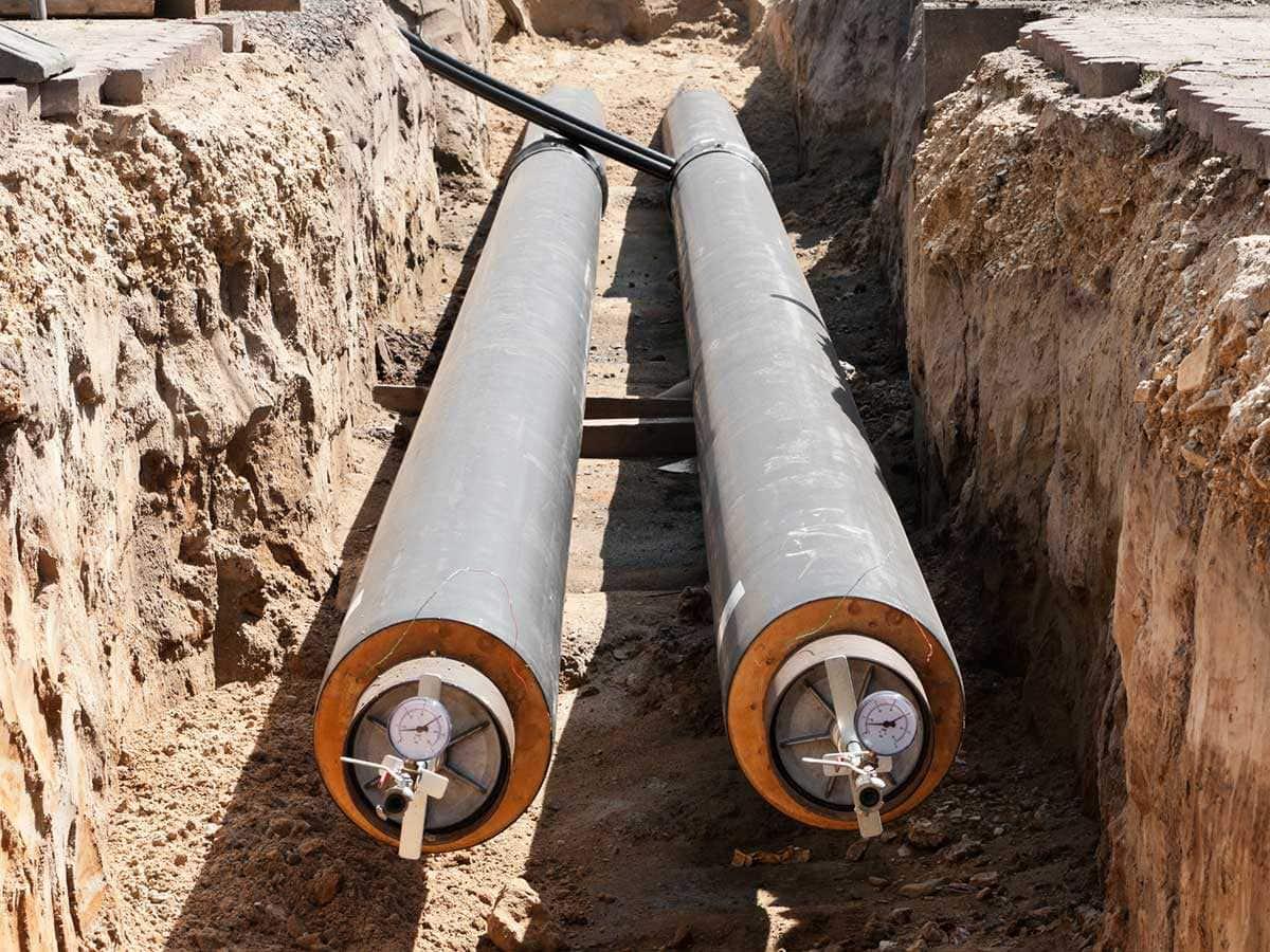 Rohrleitungsbau | Brand Anlagenbau AG