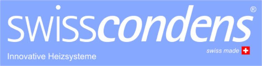 Referenzen Swisscondens Logo | Brand Anlagenbau AG